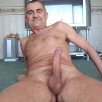 dad bear wanking