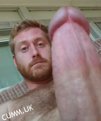 ginger god cock