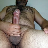 big thick turk dad cock