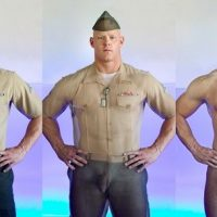 soldier nude