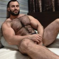 daddy nude bear