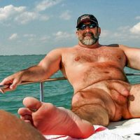 UK DADDY SILVER BEAR BULL BALLS