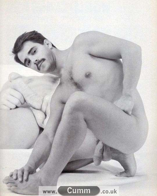 vintage male models 2 big cocks