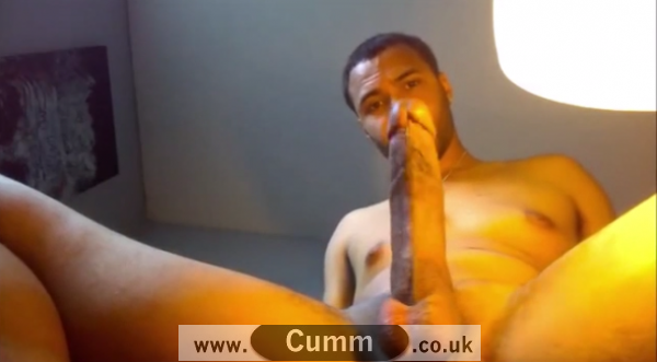 Alpha Male Wanking