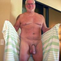 grandpa big soft cock