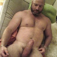 bear cock big fat daddy cock