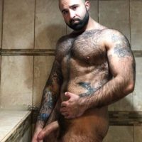bloke with a big cock fetish great british bears