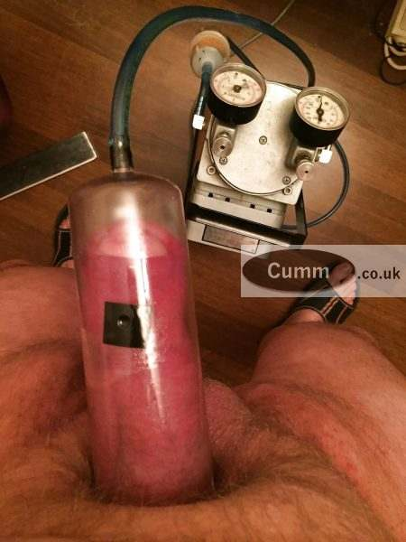 why do men use a cock pump