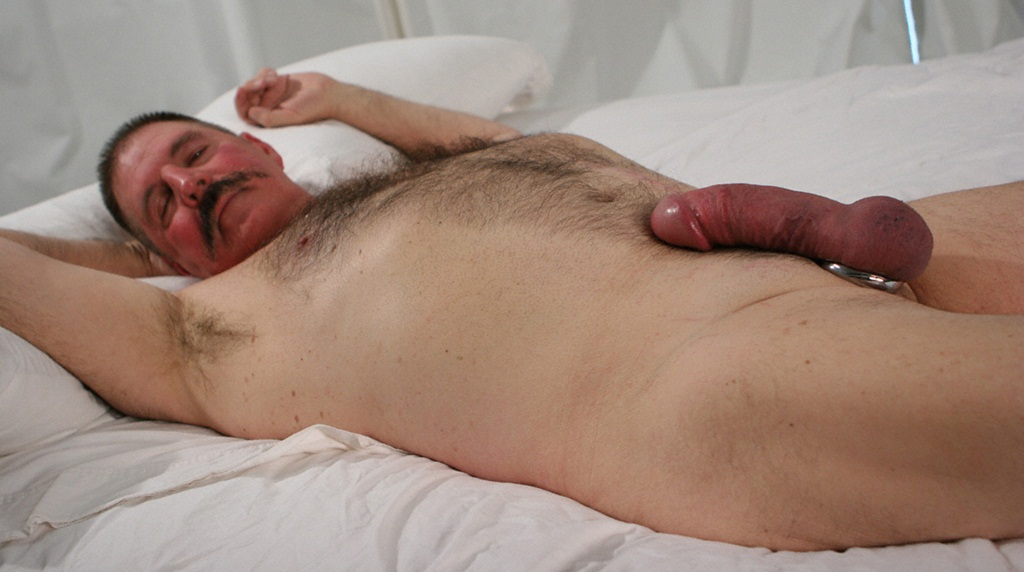 big soft daddy dick in bed