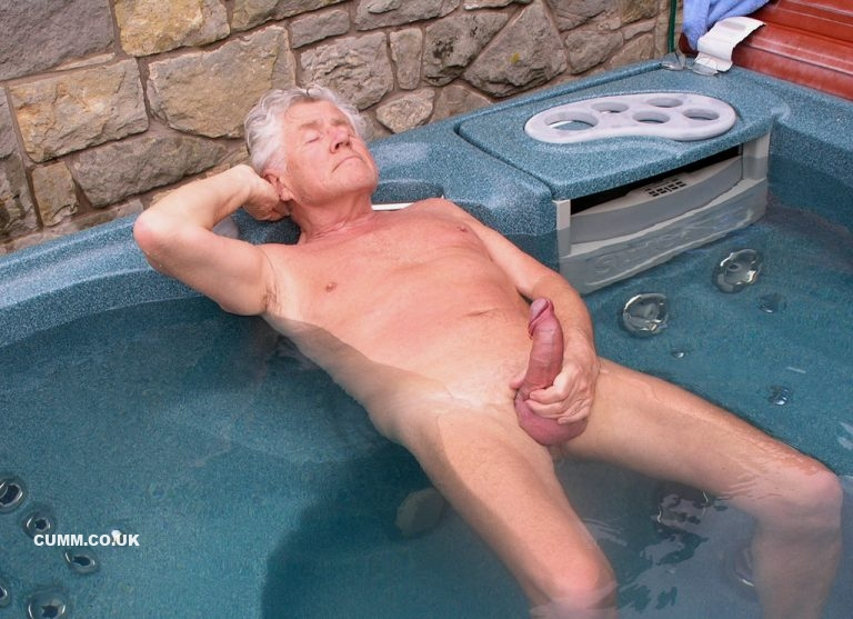 silver haired daddy