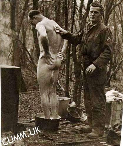 naked soldiers world war 2