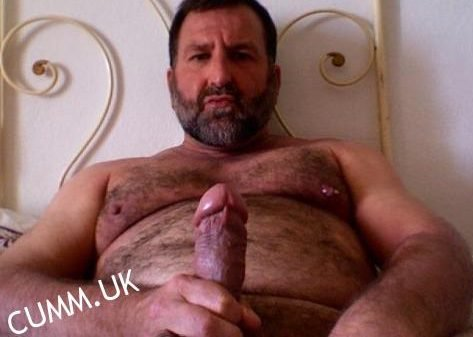 dad bear wank
