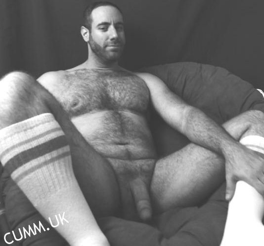 dilf bulge bear dick
