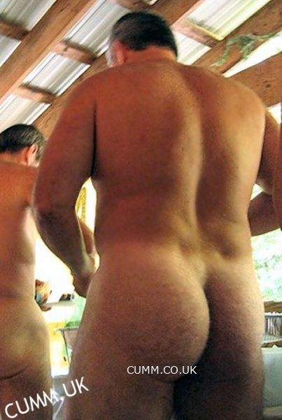 phat dad hairy arse